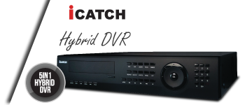iCATCH HYBRID DVR