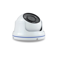 iCatch 720P IVR IR Dome CCTV Camera