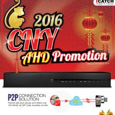 2016 CNY iCATCH Promotion