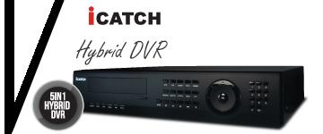iCATCH HYBRID DVR