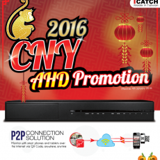 2016 CNY iCATCH Promotion