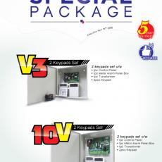 Alarm Special Package