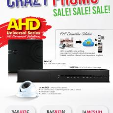 iCATCH AHD Promotion