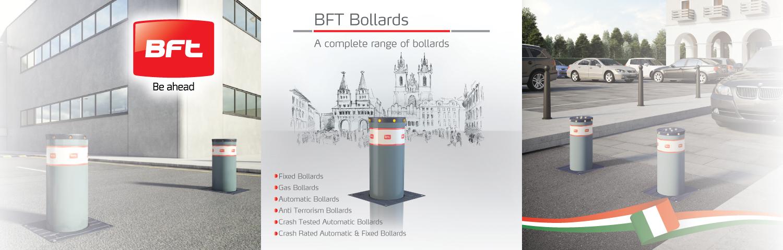 BFT Anti Terrorism Bollards
